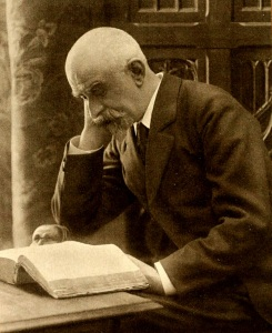 J.K. Huysmans, etwa 1895.  Quelle: free pdf from archive.org